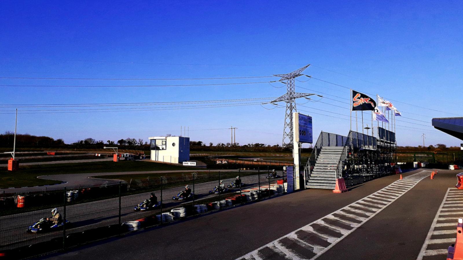 Karting à Gréville