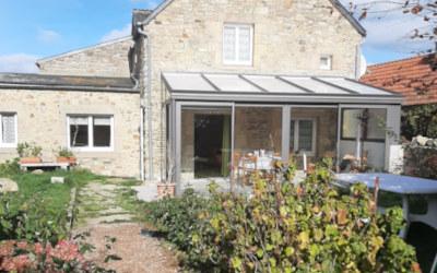 Chez Fanou - Le jardin.